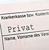 Private Krankenversicherung Meldung