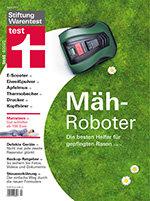 Heft 04/2020 Mähroboter: Fuß- und Rasenschnitt