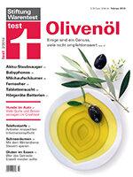 Heft 02/2018 Olivenöl: Die Guten haben ihren Preis