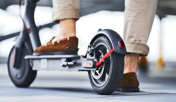 wo dürfen e scooter fahren