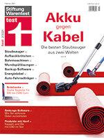 Heft 02/2021 Staubsauger: Akku gegen Kabel