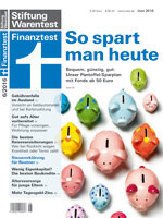 Heft 06/2016 ETF Sparplan: Aus monatlichen Raten ein kleines Vermögen machen