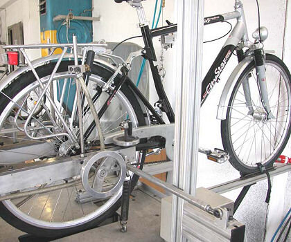 fahrrad von aldi start mit hindernissen schnelltest. Black Bedroom Furniture Sets. Home Design Ideas