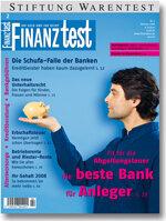 Heft 02/2008 Bankgebühren: Depotkosten drücken