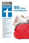 Finanztest Jahrbuch 2013: 90 Tests und Reports