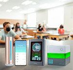 CO2-Messgeräte und -Ampeln im Test Test