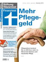 Heft 12/2016 Pflegereform: Die neue Pflege
