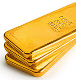 Anlegen in Gold Test