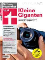 Heft 01/2014 Kameras: Die Sieger aller Klassen
