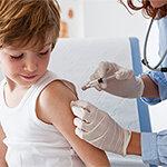 Impfungen für Kinder Test