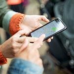 Datenschutz am Handy Meldung
