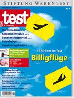 Heft 08/2007 Kinderhochstühle: Mitwachsende am besten