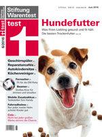Heft 06/2016 Hundetrockenfutter: So viel in so wenig