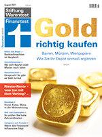 Anlegen in Gold: Goldrichtig kaufen