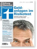 Heft 07/2009 Geldanlagen im Risikotest: Was sicher ist