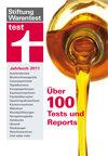 test Jahrbuch 2011: Über 100 Tests und Reports