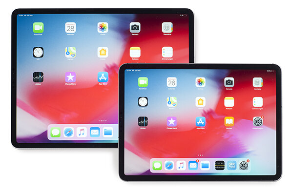 apple ipad pro 2018 starke performance stolzer preis stiftung warentest. Black Bedroom Furniture Sets. Home Design Ideas
