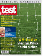 Heft 02/2006 Sicherheit in Stadien: Viermal die rote Karte
