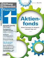 Heft 03/2015 Aktienfonds : Sieben Strategien im Vergleich