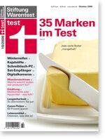 Heft 10/2008 Butter: Nicht alles in Butter