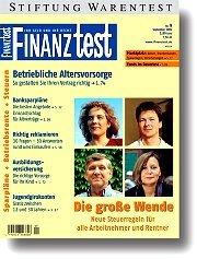 Heft 09/2004 Die neuen Steuerregeln: Rechnung fürs Leben