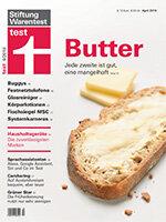 Heft 04/2018 Butter: Fast alles in Butter