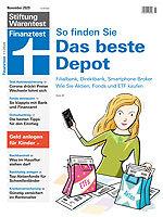 Depotkosten Pressemitteilung