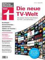 Heft 01/2017 Online-Videotheken: Endlich Programmchef
