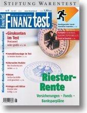 Heft 06/2002 Riester-Rente: Richtig einsteigen