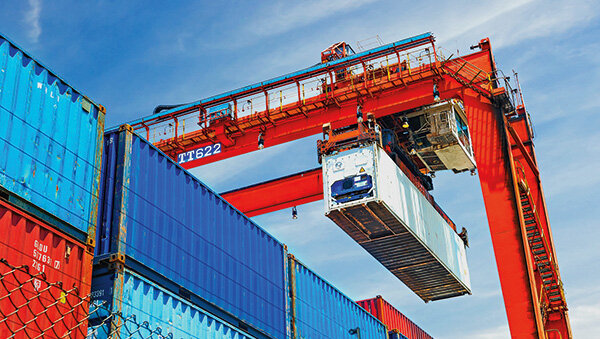 Direkt­investments in Container Special