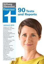 Finanztest Jahrbuch 2018: Alle Tests in einem Buch