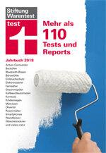 test Jahrbuch 2018: Alle Tests in einem Buch