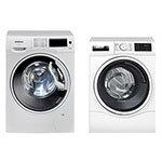 Waschtrockner von Bosch und Siemens Meldung