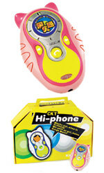 Kinderhandy MyMo Hi-Phone Schnelltest