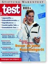 Heft 01/2000 Tragbare Minidisc (MD)-Rekorder: Klangstark