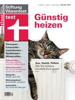 Heft 10/2014 Gastarifrechner im Test: So wechseln Sie richtig und sparen dabei