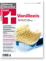 Heft 06/2009 Vanilleeis: Häagen Dazs macht das Rennen