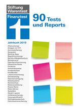 Finanztest Jahrbuch 2019: Alle Tests in einem Buch