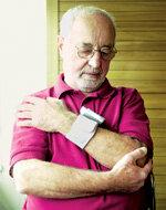 An Oberarm und Handgelenk - So messen Sie richtig - Test..