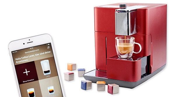 Kapselmaschine Qbo Von Tchibo Kaffee Per App Funktioniert Das