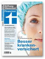 Heft 06/2009 Gesetzliche Krankenkassen: Mehr als 100 Kassen im Test