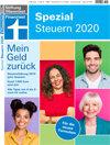 Finanztest Spezial Steuern 2020: Mein Geld zurück