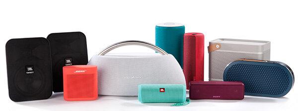 bluetooth lautsprecher im test wo sound und ausstattung. Black Bedroom Furniture Sets. Home Design Ideas