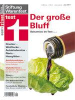 Heft 06/2011 Balsamico: Der große Bluff