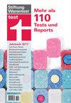 test Jahrbuch 2017: Über 110 Tests und Reports in einem Buch