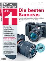 Heft 03/2016 Systemkameras: Die Besten mit System