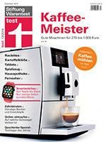 Heft 12/2019 Vollautomaten: Von Schaumschlägern und Puristen
