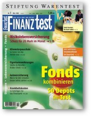 Heft 03/2001 Anlagestrategien mit Fonds: Fondsmeisterschaften