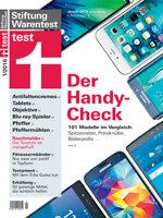 Heft 01/2016 Smartphones: Lauter beste Handys