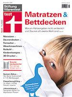 Heft 11/2020 Matratzen: Härtegrad-Lotterie